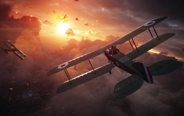קרבות מלחמת העולם הראשונה, צילום: EA