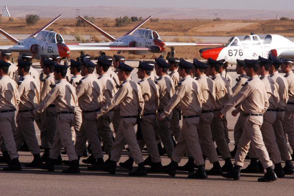 """בוגרי קורס טיס בצה""""ל"""