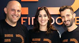 Firedome's Moti Shkolnik, Sharon Mirsky, and Orr Chen. Photo: PR