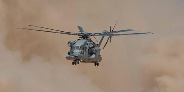גנץ קיבל את המלצת חיל האוויר: CH53K יחליף את היסעור