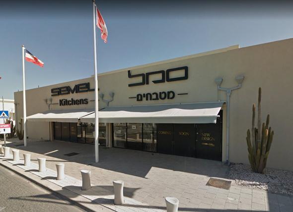 מטבחי סמל, נמל תל אביב