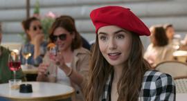 """מתוך הסדרה """"אמילי בפריז"""", צילום: איי פי"""