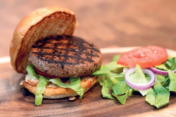 המבורגר מודפס של סייבוראיט