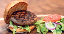 המבורגר מודפס של סייבוראיט, צילום: קובי קואנקס