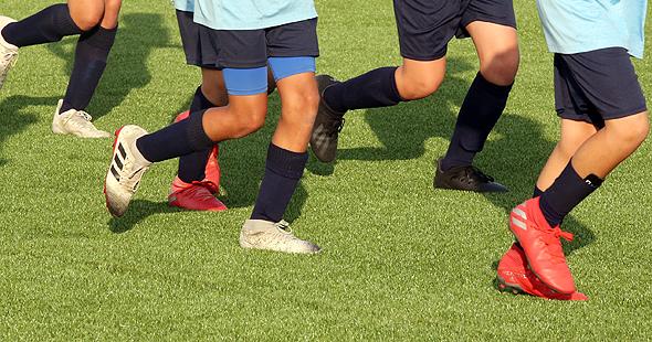 אימון כדורגל לילדים