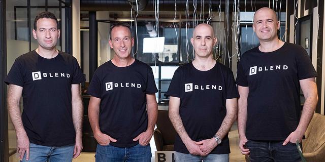 חברת BLEND גייסה 10 מיליון דולר מפורטיסימו