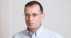 """רן גוראון מנכ""""ל בזק בינלאומי, פלאפון, yes , צילום: אוראל כהן"""