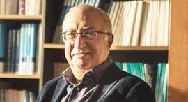 פרופ' מנואל טרכטנברג, צילום: תומי הרפז