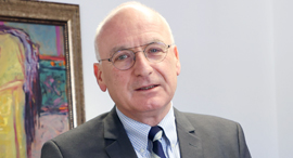 יאיר אבידן המפקח על הבנקים, צילום:  יריב כץ