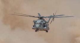 מסוק CH53K החדש בחיל האוויר, צילום: Lockheed Martin