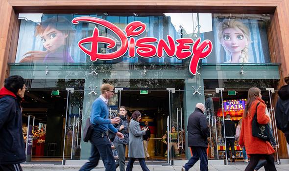 חנות דיסני בלונדון