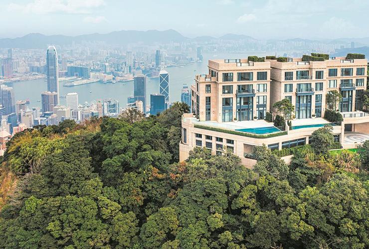צפו: בית בהונג קונג הושכר במחיר שיא של 2 מיליון דולר בשנה