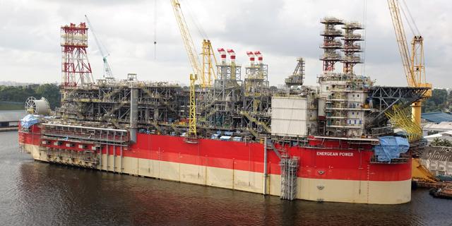 אנרג'יאן לא עומדת ביעד שלה: גז מכריש צפוי רק בעוד שנה