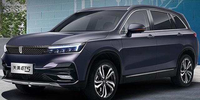עוד מכונית סינית בדרך לישראל: SKYWELL תחל שיווק בארץ