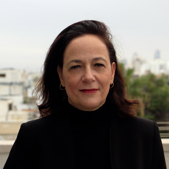 Hila Hubsch, Head of Legal and Government Affairs at Microsoft-Israel. Photo: Eli Hubsch