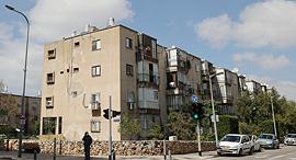פרויקט פינוי בינוי רחוב לה גארדיה 65-71 תל אביב , צילום: אוראל כהן