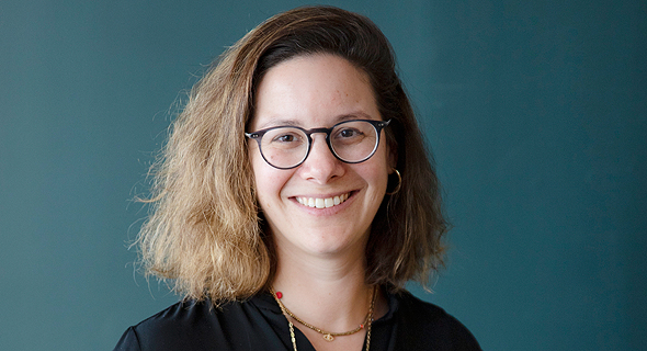 Yael Shaar Frisher, Artlist's VP Human Resources. Photo: Artlist