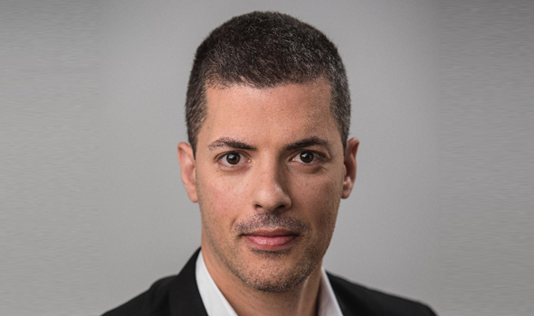 Perez Regev, General Manager of PayPal Israel