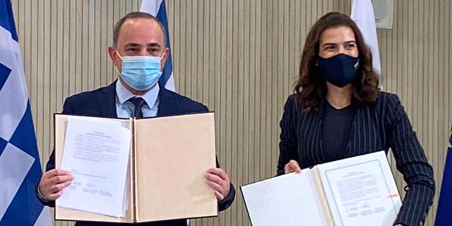 נחתם מזכר הבנות לחיבור ישראל לרשת החשמל האירופית