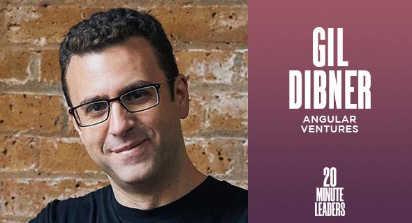 Gil Dibner. Photo: Angular Ventures