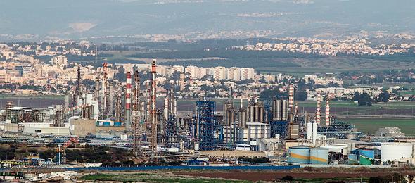 מפרץ חיפה. התוכנית הוצגה לפני שנתיים בדיוק זמן קצר לפני הבחירות, צילום: גיל נחושתן
