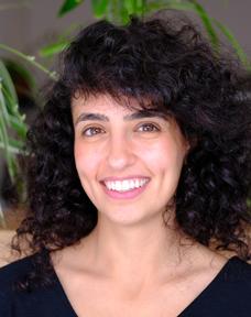 בת אל נחמיה, מגייסת מעצבי מוצר במרכז המחקר והפיתוח של פייסבוק ישראל, צילום: עודד בן שטרית