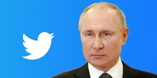 רוסיה מענישה את טוויטר - מאיטה התנועה ברשת החברתית