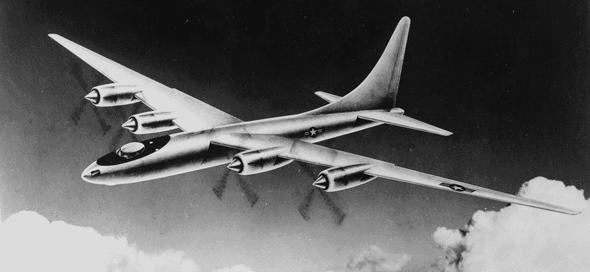 העיצוב של בואינג למפציץ החדש, צילום: Boeing