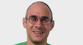 """ד""""ר יונתן אייקנבאום גרינפיס ישראל כנס חדשנות סביבתית"""