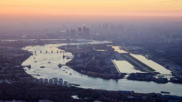 נהר התמזה, צילום: גטי אימג