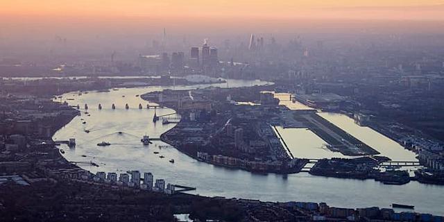 לונדון תנסה להפיק אנרגיה מזרימת המים בנהר התמזה