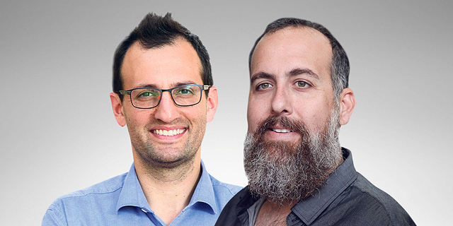 """מימין: תומר שמש וד""""ר אריק ריבקין, צילומים: אוראל כהן, שלו שלום"""