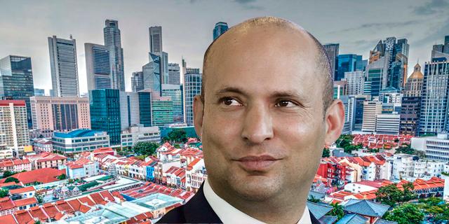 בנט רחוק מלאמץ את מודל הכלכלה הסינגפורית