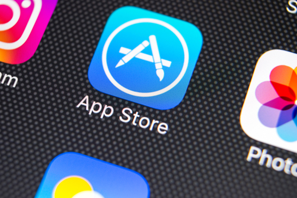 חנות האפליקציות של אפל