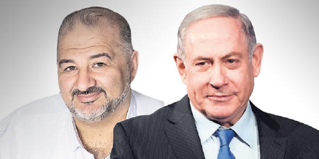 הציבור הערבי מאס באופוזיציה - ונתניהו ירוויח