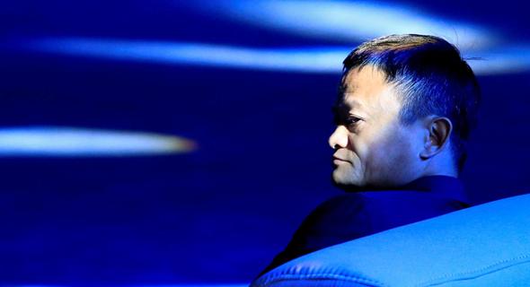 מייסד עליבאבא ג'ק מא ב בייג'ינג הופתעו מהיקף פעילות התקשורת, צילום: רויטרס