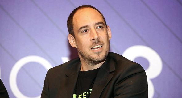 Elevation CEO Avi Snir. Photo: PR