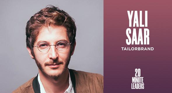 Yali Saar. Photo: Tailor Brands