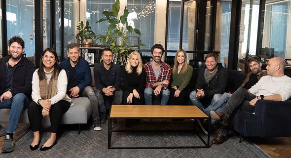 IronSource executives. Photo: Adam Frimer