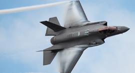 הקברניט F35 חמקן מטוס קרב, צילום: USAF