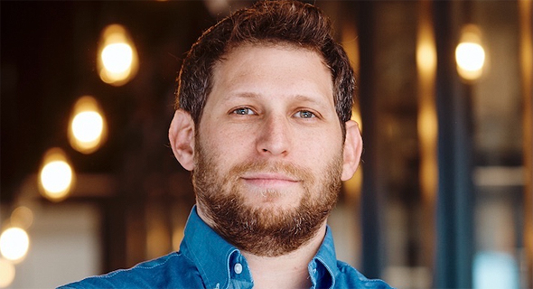 Alon Leibovich, CEO and co-founder of BrandTotal. Photo: Ofir Abe
