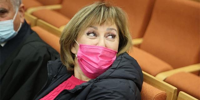 סגנית השר לשעבר פאינה קירשנבאום הורשעה בלקיחת שוחד