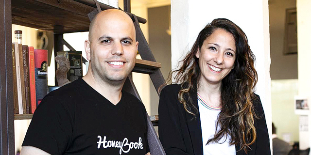 From the Tel Aviv party scene to a successful Silicon Valley startup