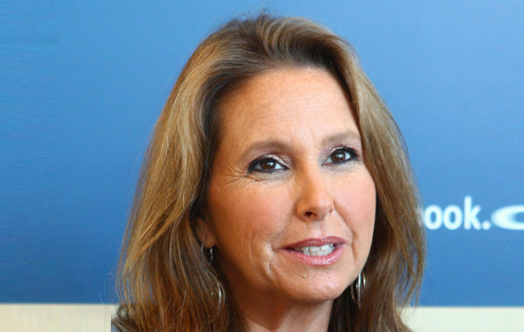שרי אריסון, לשעבר בעלת השליטה בשיכון ובינוי