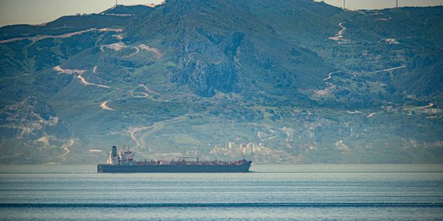 איראן שיגרה טיל לעבר ספינת מטען בבעלות ישראלית