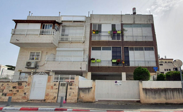 הנכס בתל אביב. מאבק בין שתי משפחות יורשים