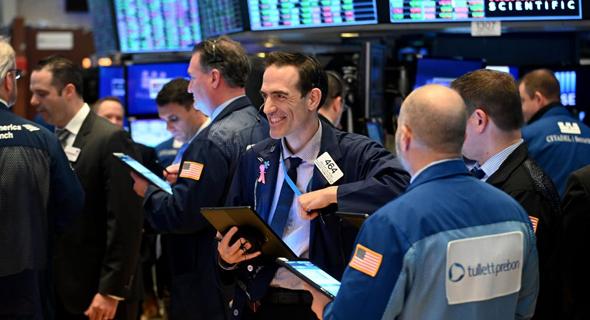 סוחרי מניות בוול סטריט