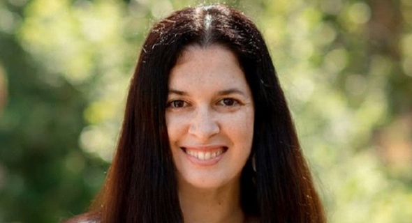 GeoEdge's VP HR, Jodi Yanovich. Photo: Daria Elkind Photography