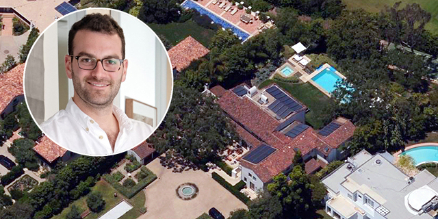 בנו של בעלי איקאה ישראל קנה אחוזה בקליפורניה ביותר מ-29 מיליון דולר