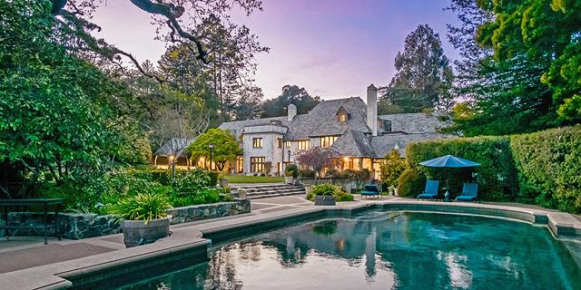 ביתו של הזמר המנוח בינג קרוסבי מוצע למכירה ב-14 מיליון דולר